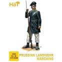 hat 8309 Landwehr prussienne en marche