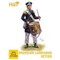 hat 8310 Landwehr prussienne au combat
