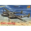 rs 92116 P-38F Lightning