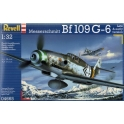 revell 4665 Bf-109G-6 early