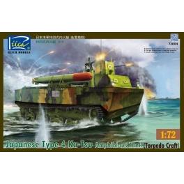 riich 72004 Type 4 Ka-Tsu amphibie japonais