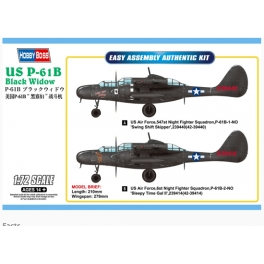 hobby boss 87262 Northrop P-61B Black Widow