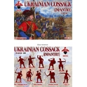 red box 72115 Infanterie cosaques ukrainiens 16èS. (set 2)