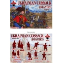 red box 72114 Infanterie cosaques ukrainiens 16èS. (set 1)