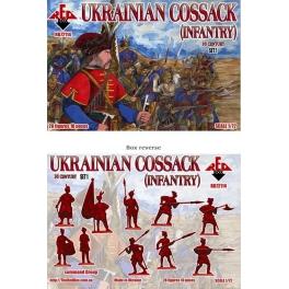 red box 72114 Infanterie cosaques ukrainiens 16èS. (set 1)