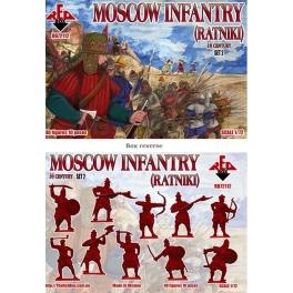 red box 72112 Infanterie de moscou 16èS. (set 2)