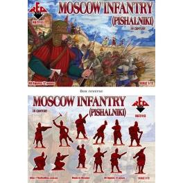 red box 72113 Infanterie de moscou 16èS. (set 3)