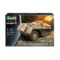 revell 3264 Sws Panzerwerfer 42