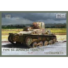 ibg 72043 Tankette Japonaise Type 94