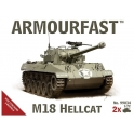 hat armourfast 99034 Char M18 Hellcat us
