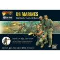 WWII US Marines plastic box set