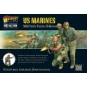 WWII US Marines plastic box set