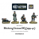Blitzkreig German Command