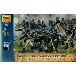 zvezda 8045 Artillerie russe 1er empire