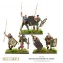 Germanic Skirmishers with javelins