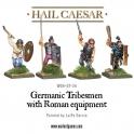Germanic Tribesman w/Roman Equipment