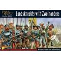 Landsknechts with Zweihanders