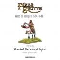 Mercenary Captain Mounted