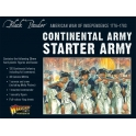 Continental Army starter set