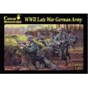 caesar 74 Infanterie allemande fin guerre 44/45
