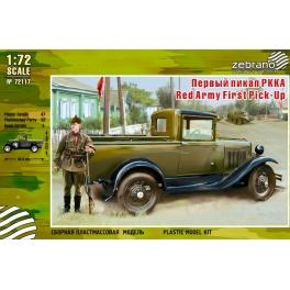 zebrano 72117 Pick-up armée rouge