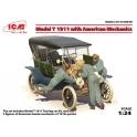 ICM 24010 Modèle T 1911 avec mécaniens