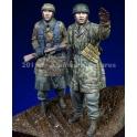 ALPINE 35249 Fallschirmjaeger, Ardennes Set
