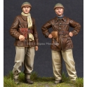 Alpine 35198 WW2 French Tank Crew Set