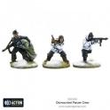 Dismounted Panzer crew