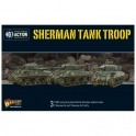 Sherman V Tank Troop
