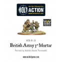 "British Army 3"" Mortar Team"