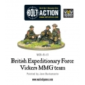 Early War Vickers MMG Team