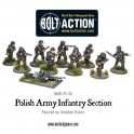 Polish Army Infantry Section
