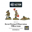 Soviet Forward Observer Officers