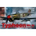 """Eduard 11117 Typhoon Mk.Ib """"Limited Edition"""" 1/48"""