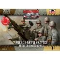 First to fight 57 Artilleurs anti-aériens polonais