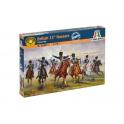 Italeri 6188 Hussards britanniques (Guerre de Crimée)