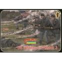 strelets 179 Infanterie de l'Union à l'attaque Gettisburg - Set 3