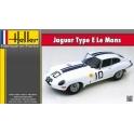 HE80783 Jaguar E Type Le Mans