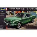 RV7065 1965 Ford Mustang 2+2