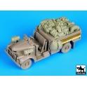 Black dog T72039 British Chevrolet 30 cwt accesories set