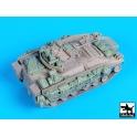 Black dog T72100 British Warrior accessories set