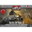 First to Fight 59 Camion blindé allemand Sd.Kfz. 247 Ausf. A