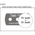 CMK Scie résine dentition ultra fine