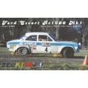 Ford Escort RS1600 RAC 1972