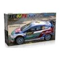 Ford Fiesta WRC Rallye Allemagne