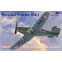 Dora Wings 72003 Percival Proctor Mk.I