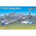 Dora Wings 72005 Bell P-63E Kingcobra