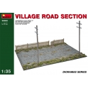 Village Road Section in 1:35