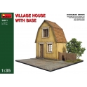 Village house with base in 1:35